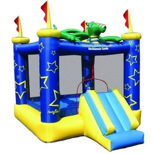 Draco the Magic Dragon Bounce House By Kidwise