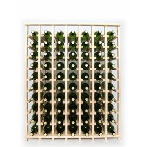 Premium Cellar Series 70 Bottle Floor Wine Rack by Wineracks.com