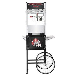 12 Oz. Top Star Popcorn Machine