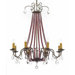 Astoria Grand Wellersburg 8-Light Candle ..