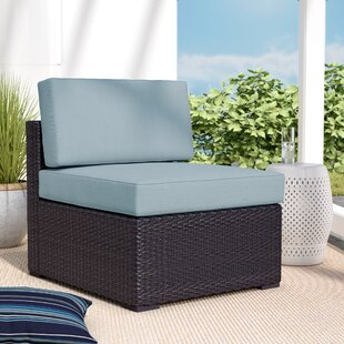 Dinah Armless Chair with Cushions