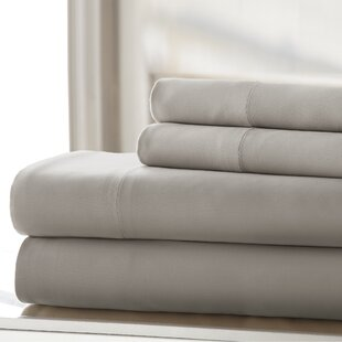 The Twillery Co. Germana Wrinkle Free 400 Thread Count 100% Cotton Sheet Set