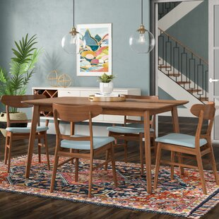 Yolanda 5 Piece Dining Set