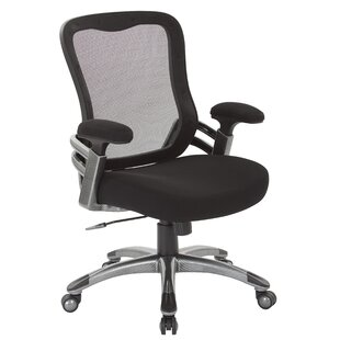 Ebern Designs Barrett Mid-Back Mesh Desk Chair