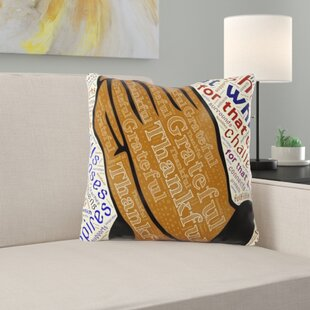 Modern Contemporary Thanksgiving Outdoor Pillows You Ll Love In 2021 Wayfair