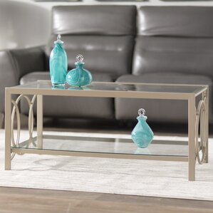 Gabriele Coffee Table by Brayden Studio