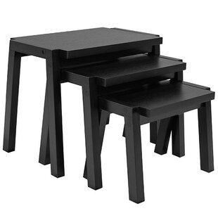 Budd 3 Piece Nesting Tables