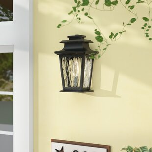 Campfield 2-Light Outdoor Wall Lantern