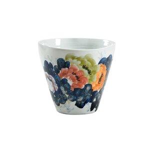 Wildwood Garden City Porcelain Pot Planter
