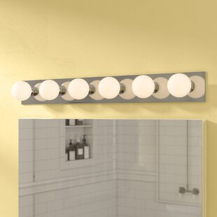 Reviews Naber 6-Light Bath Bar ByEbern Designs
