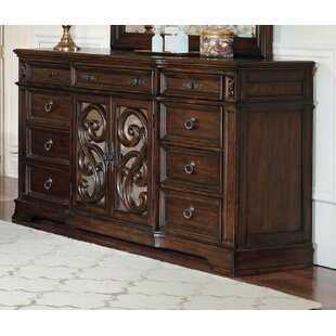 Antonie 9 Drawer Combo Dresser
