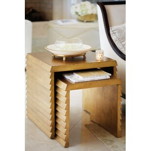 Jet Set 2 Piece Nesting Tables