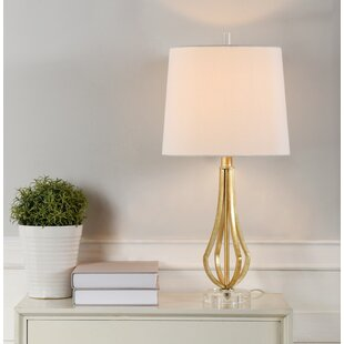 Everly Quinn Ormskirk 24'' Table Lamp