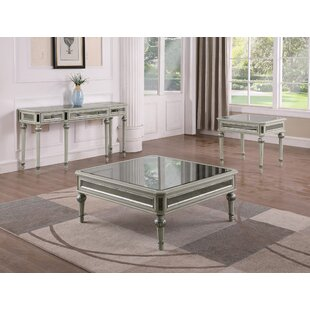 Rosdorf Park Mahlum 3 Piece Coffee Table Set