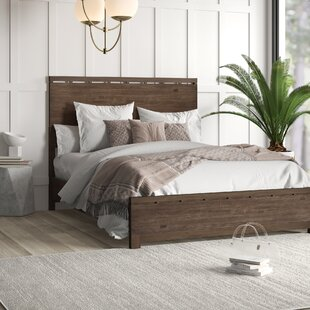 Seleukos Panel Bed by Mercury Row