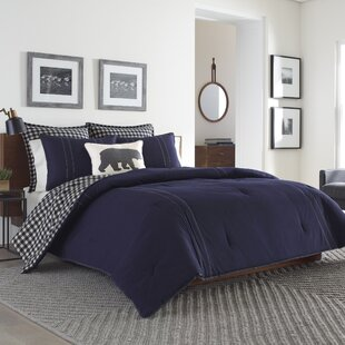 Eddie Bauer Kingston Reversible Comforter Set