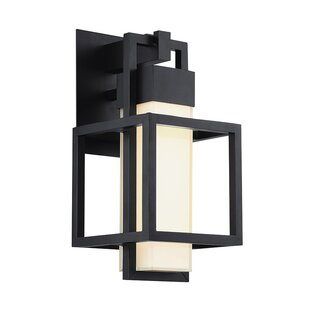 Logic LED Outdoor Sconce by Modern Forms
