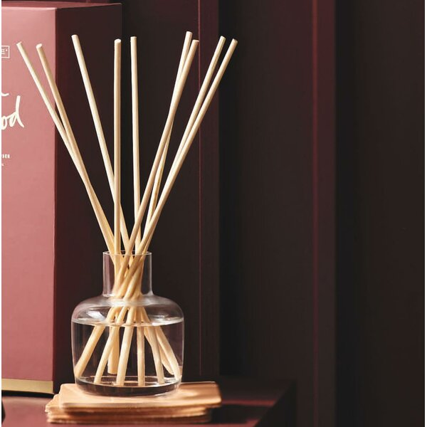 Essentials Oud Wood Diffuser by Illume