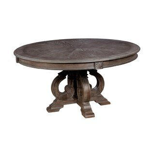 Ophelia & Co. Central City Solid Wood Din..