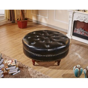 Enos Cocktail Ottoman by Astoria Grand