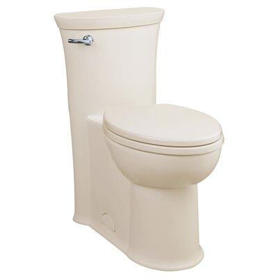 Surprising Trimbrook Flowise Rh 128 Gpf Elongated One Piece Toilet Seat Ibusinesslaw Wood Chair Design Ideas Ibusinesslaworg