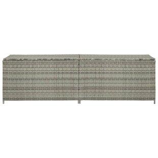 550 L Rattan Storage Box By WFX Utility