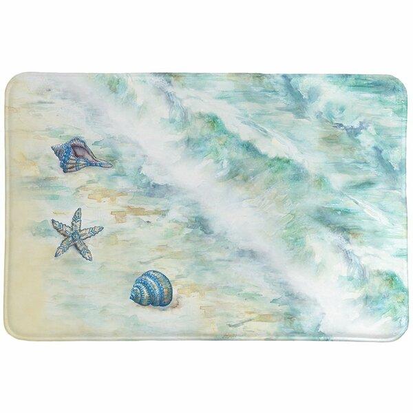 Coastal Beach Bathroom Rugs Wayfair