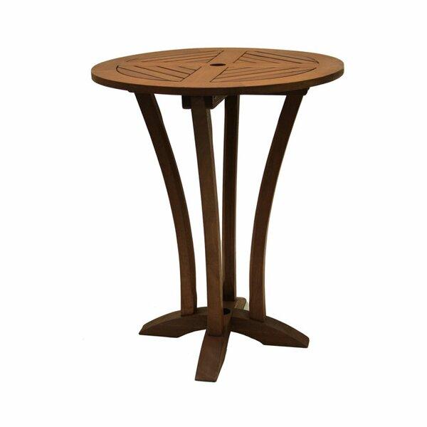 Bar height patio tables youll love wayfair watchthetrailerfo