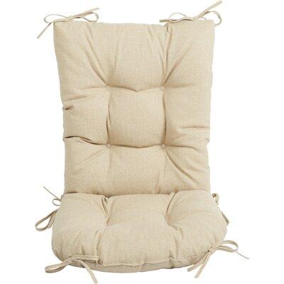 Merveilleux Outdoor 2 Piece Rocking Chair Cushion Set (Set Of 2)
