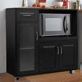 Dantzler Kitchen Cart by Red Barrel Studio®