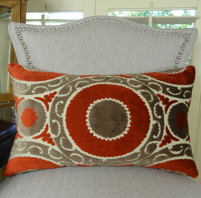 Plutus Brands Pomegranate Lumbar Pillow Wayfair