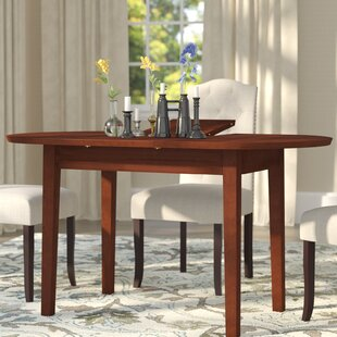 Andover Mills Antora Butterfly Extendable Dining Table