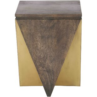 Inexpensive Hanks End Table By Brayden Studio