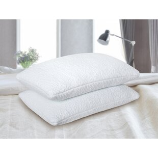 Comforest Fiber I Gel Memory Foam Pillow (Set of 2)