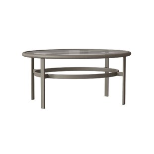 Valora Glass Side Table by Tropitone