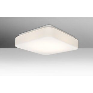 Latitude Run Carpen 1-Light LED Flush Mount