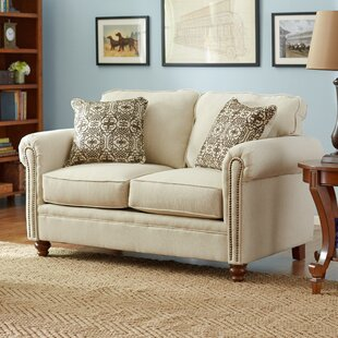 Suffield Serta Upholstery Caroll Loveseat