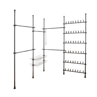 Mehara 48 Pair Shoe Rack By Rebrilliant