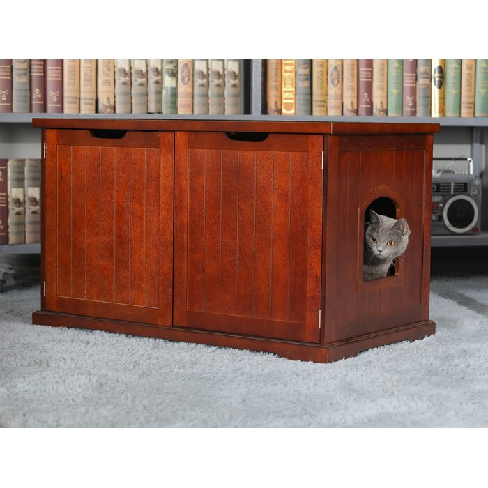 Alfonso Jumbo Litter Box Enclosure