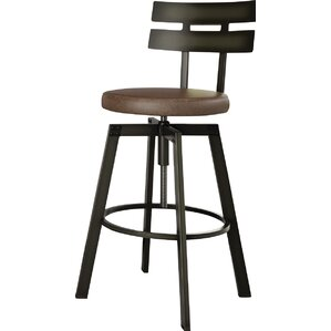 Berrycone Adjustable Height Bar Stool ..