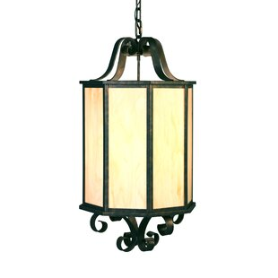Musetta 4-Light Outdoor Pendant By 2nd Ave Design