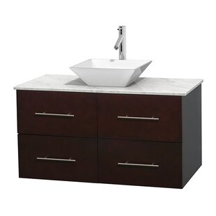 Read Reviews Centra 42 Single Bathroom Vanity Set ByWyndham Collection