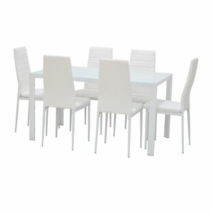 7a7751561 Glass Kitchen   Dining Room Sets You ll Love in 2019