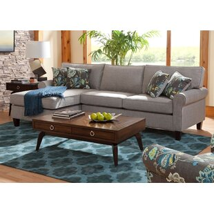 Hyde Sectional by Darby Home Co
