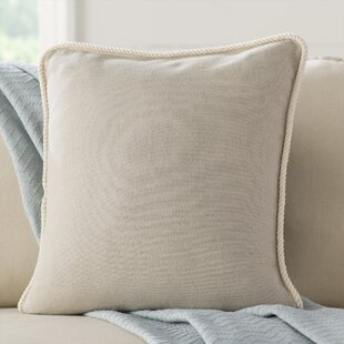 Margret Rope Border Pillow Cover