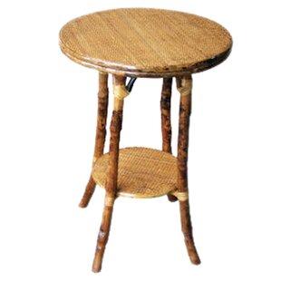 Coastal Chic English End Table