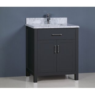 Prestwick 30 Single Bathroom Vanity Set by Breakwater Bay