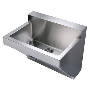 Wall Mount Kitchen Sinks You\'ll Love | Wayfair