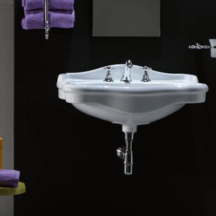 WS Bath Collections Contea Ceramic 26