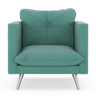 Woolbright Armchair by Corrigan Studio